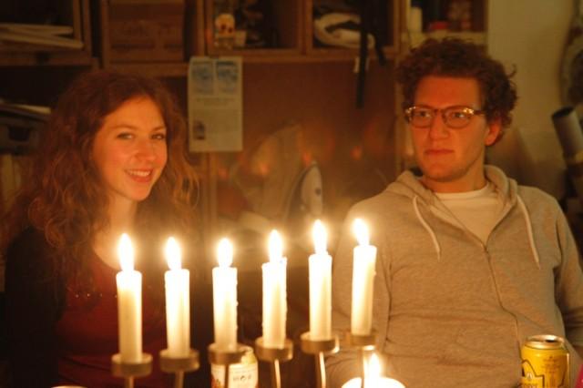 kynttiläillall